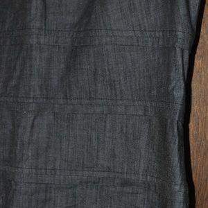 Calvin Klein Dresses - CALVIN KLEIN Gray Sheath Dress
